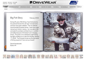 Drivewear Testimonials
